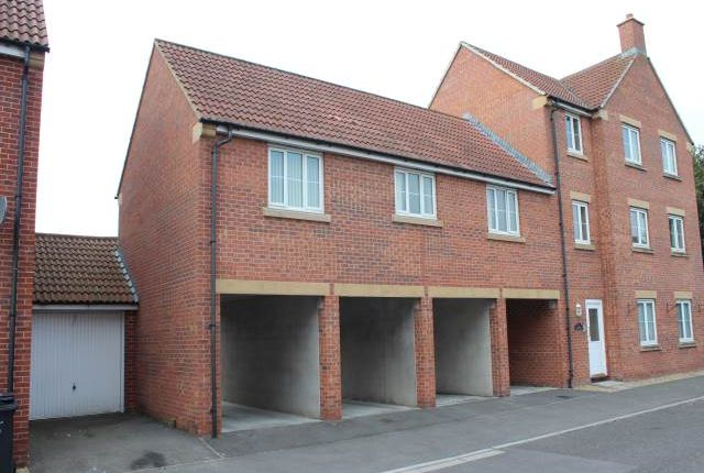 Thumbnail Flat to rent in Somerset Way, Highbridge, Somerset