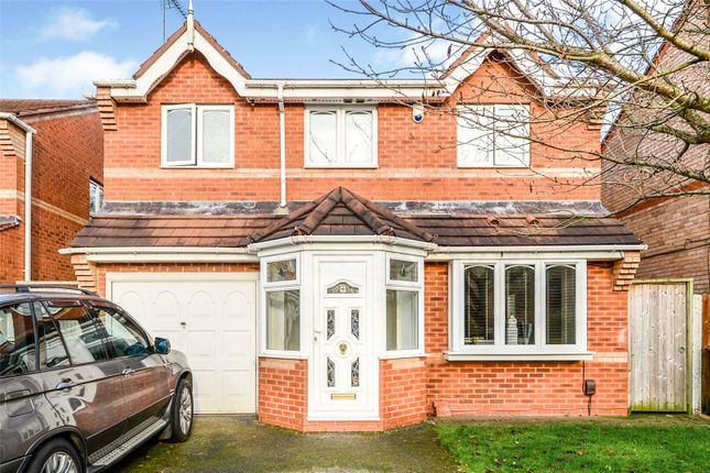 Thumbnail Detached house for sale in St. Josephs Close, Liverpool, Merseyside