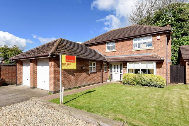 Thumbnail Detached house for sale in Price Close, Bicester