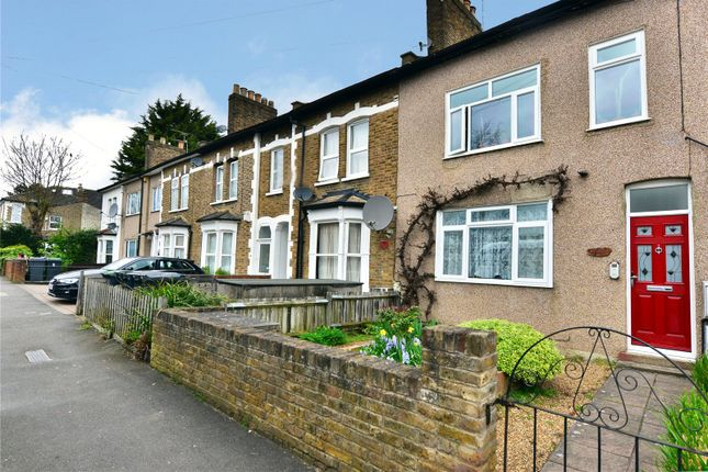 Thumbnail Flat for sale in Nightingale Road, Bowes Park, London