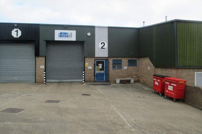 Thumbnail Light industrial to let in Unit 2 - Ironbridge Industrial Estate, Sheffield