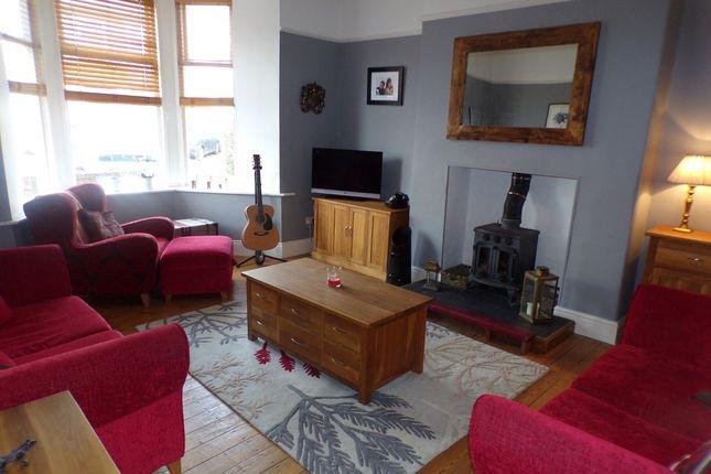 Thumbnail Terraced house for sale in Stannington Avenue, Heaton, Newcastle Upon Tyne