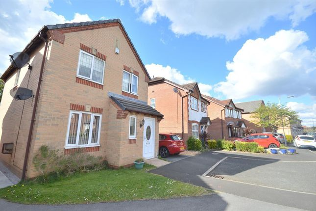 3 bed detached house to rent in Landkey Close, Manchester M23