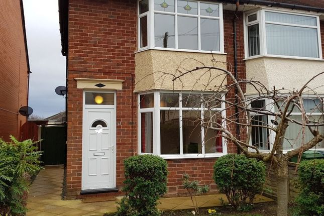 Thumbnail Semi-detached house to rent in Roselyn, Shrewsbury