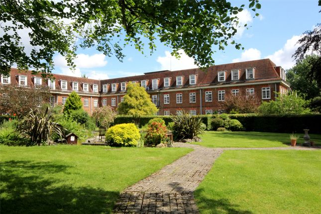 Thumbnail Flat for sale in Tulk House, Ottershaw Park, Ottershaw, Surrey