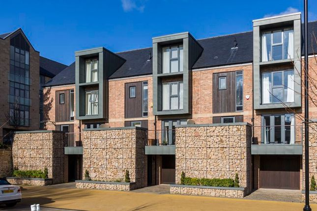 Thumbnail Terraced house for sale in La Sagesse, Newcastle Upon Tyne