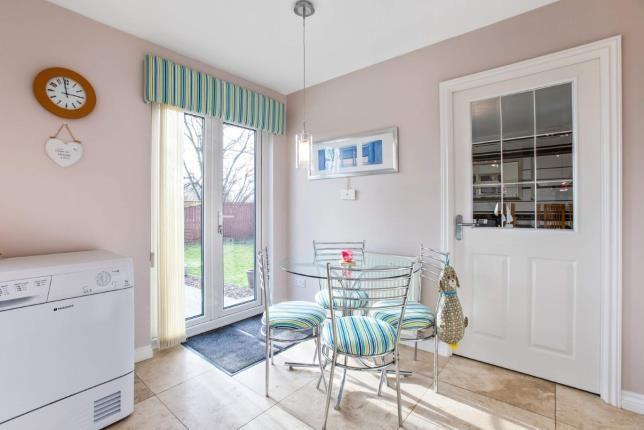 Kitchen Diner of Berryhill Crescent, Wishaw, North Lanarkshire ML2
