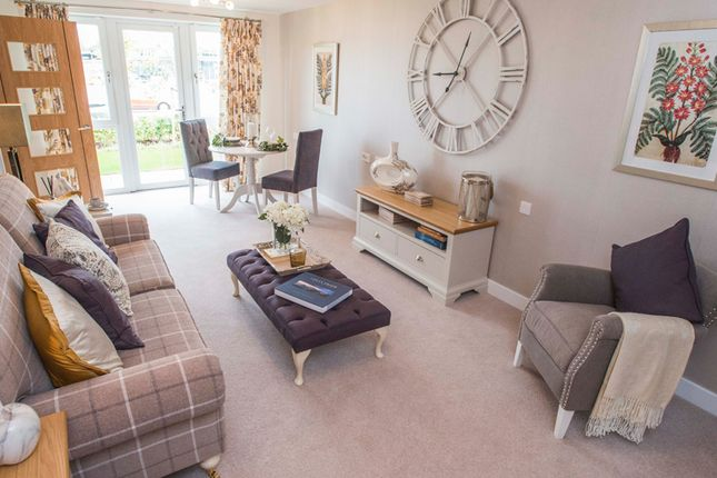 "Thumbnail Property for sale in ""Typical 1 Bedroom Apartment, Greenwood Grove"" at Stewarton Road, Newton Mearns, Glasgow"