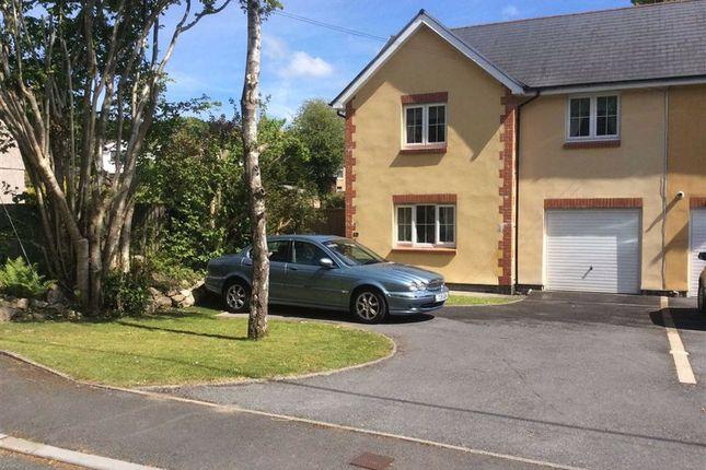 Thumbnail Semi-detached house for sale in Vicarage Road, Twyn, Garnant