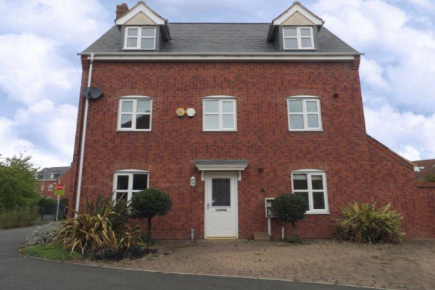Thumbnail Detached house to rent in Ruddington, Nottingham
