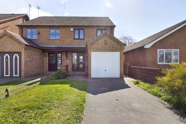 Thumbnail Semi-detached house for sale in Pasture Road South, Barton-Upon-Humber, North Lincolnshire