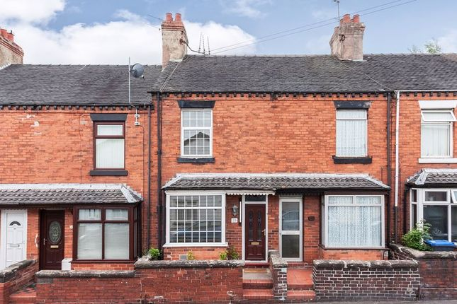 Thumbnail Terraced house to rent in John Street, Biddulph, Stoke-On-Trent