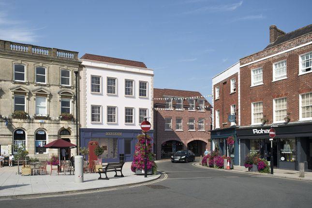 Thumbnail Retail premises to let in Square Close, Stapehill Road, Wimborne