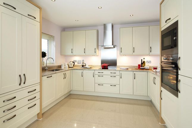 "4 bedroom detached house for sale in ""Oxford+"" at Cowbridge Road, St. Nicholas, Cardiff"