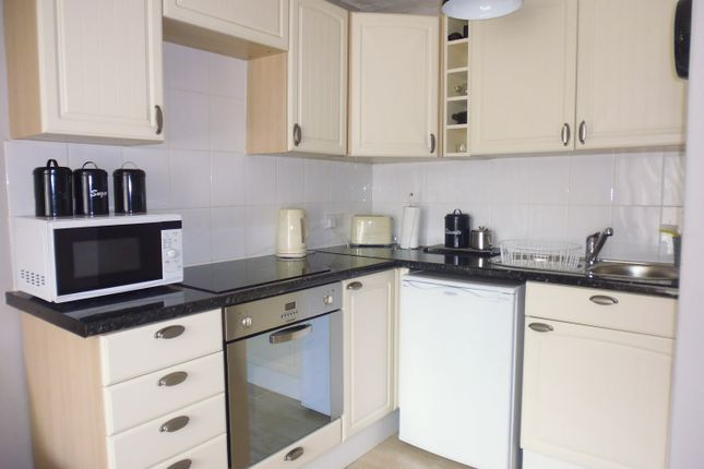 Lounge/Kitchen of Flat 2/2, 74, Ardbeg Road, Rothesay, Isle Of Bute PA20