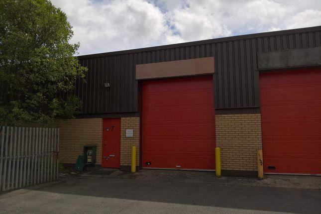 Thumbnail Light industrial to let in Unit 7 Bridgend Industrial Estate, Dalry