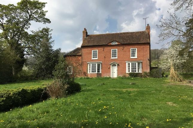 Thumbnail Detached house to rent in Crews Hill, Alfrick, Worcestershire