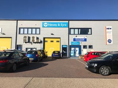 Thumbnail Light industrial for sale in Nimbus Enterprise Park, Liphook Way, Maidstone, Kent