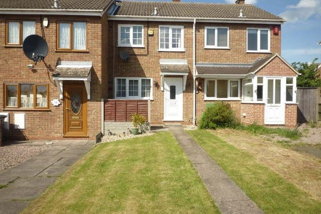 Thumbnail Property to rent in Cottage Close, Swadlincote, Derbyshire