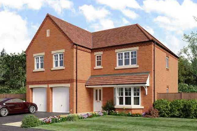 Thumbnail Detached house to rent in Martha Road, Derby