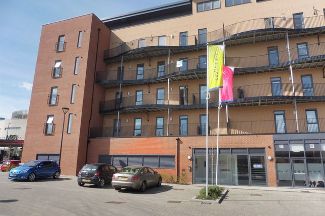 Thumbnail Flat for sale in Castleward Court, Trnity Walk, Derby