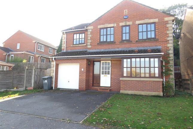 Thumbnail Detached house to rent in Mendip Avenue, Lindley, Huddersfield