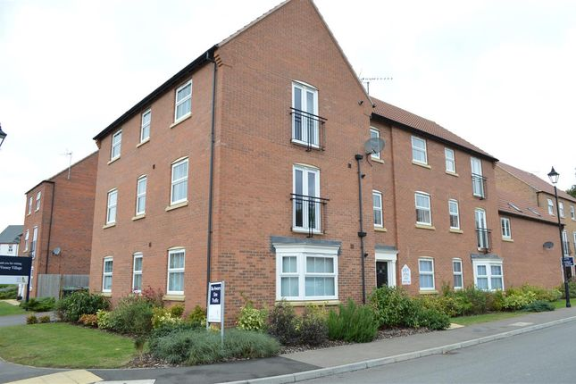 Thumbnail Flat for sale in Montrose Grove, Greylees, Sleaford