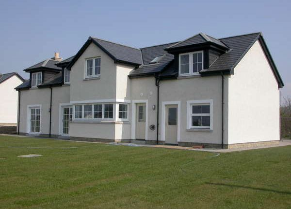 Thumbnail Detached house for sale in 1A & 1B Golf Course Road, Girvan Mains, Girvan