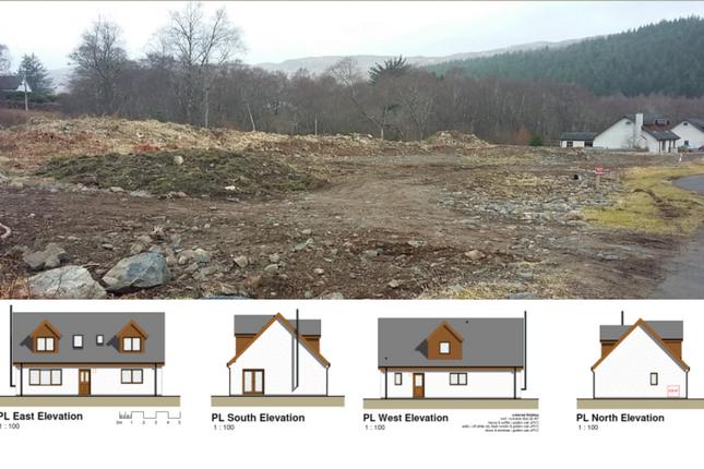 Thumbnail Detached house for sale in Plot 2, Glendale Park, Invermoriston