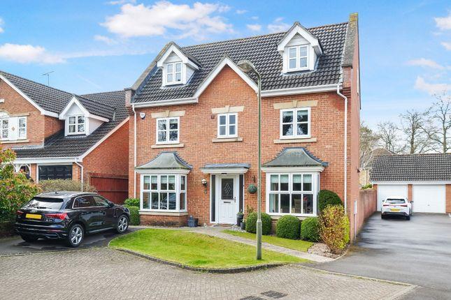 Thumbnail Detached house for sale in Penhale Close, Farnborough, Orpington
