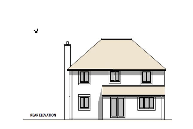 Thumbnail Detached house for sale in Manor Road, Folksworth, Peterborough