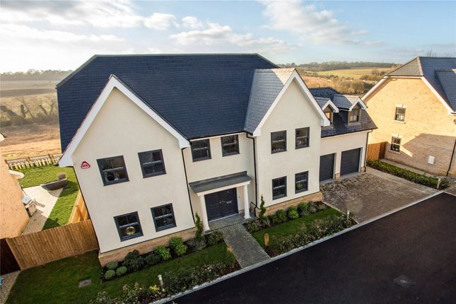 Thumbnail Detached house for sale in Westwood Place, Farnham Road, Bishop's Stortford, Hertfordshire