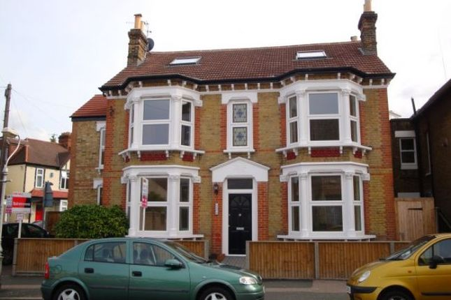 Thumbnail Flat to rent in Quadrant Road, Thornton Heath