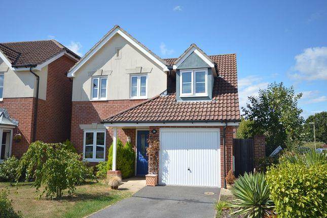 Thumbnail Detached house to rent in Princess Royal Close, Lymington