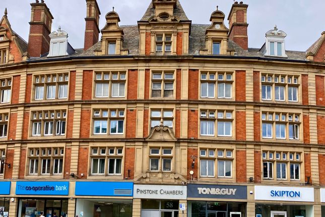 1 bed flat for sale in Pinstone Street, Sheffield S1
