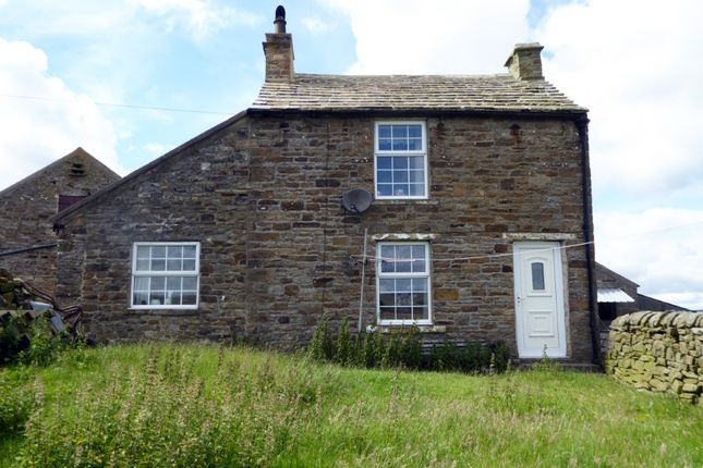 Thumbnail Farmhouse for sale in St. Johns Chapel, Bishop Auckland