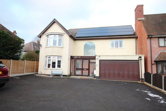 Thumbnail Detached house for sale in Park Road, Wollaston, Stourbridge, West Midlands
