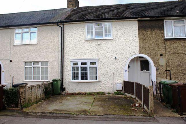 Thumbnail Terraced house for sale in Fitzstephen Road, Becontree, Dagenham