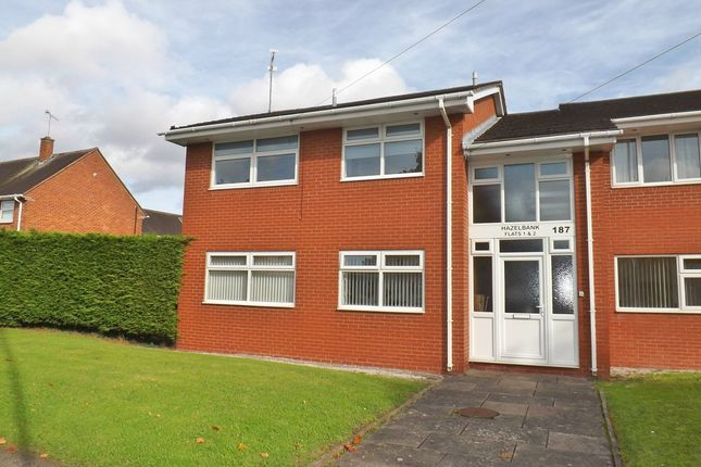 Thumbnail Flat for sale in Overpool Road, Great Sutton, Ellesmere Port