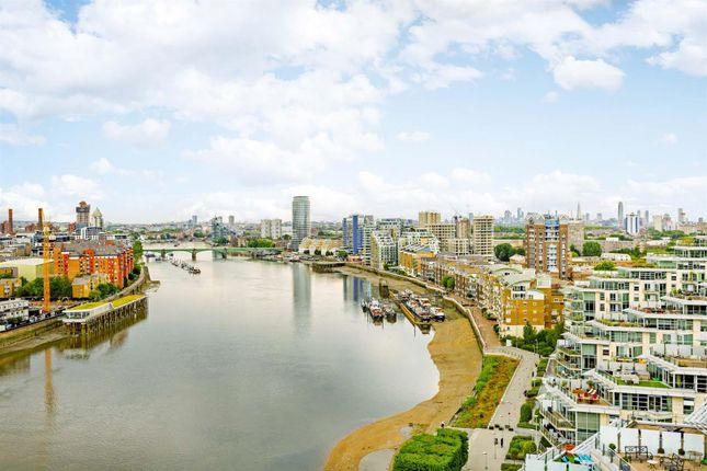 Thumbnail Flat for sale in Ascensis Tower, Juniper Drive, Battersea Reach, Battersea Reach, London Sw118