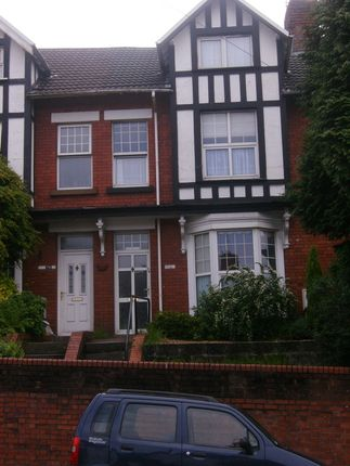 Thumbnail Terraced house to rent in Vivian Road, Sketty, Swansea