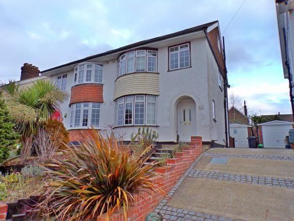 Thumbnail Semi-detached house for sale in Weald View Road, Tonbridge, Kent