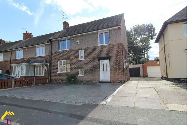 Thumbnail Semi-detached house to rent in Fifth Avenue, Woodlands, Doncaster