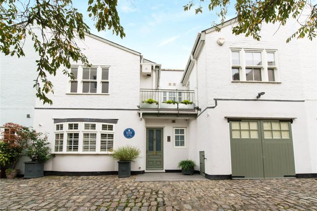 4 bed mews house for sale in Normand Mews, London