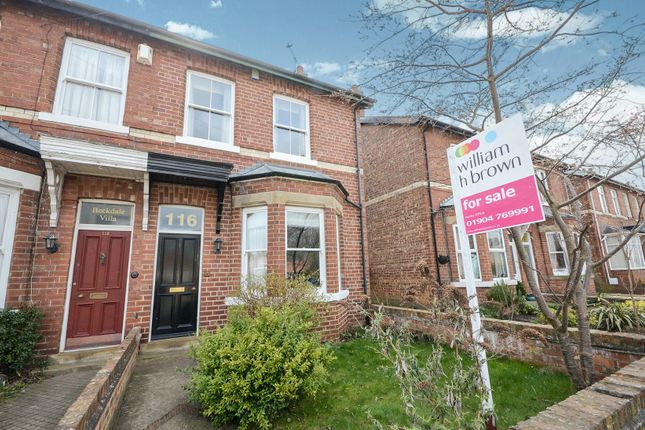 Thumbnail Property to rent in The Village, Strensall, York