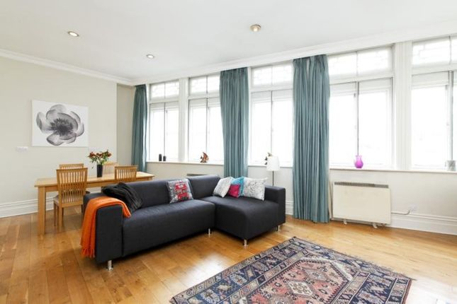 Thumbnail Flat to rent in Chandos Place, Covent Garden, London
