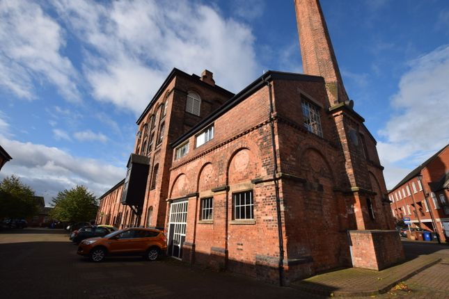 Thumbnail Flat to rent in Tiger Court, Burton-On-Trent