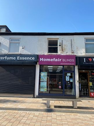 Thumbnail Retail premises for sale in Princess Street, Stockport