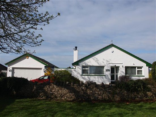 Thumbnail Bungalow for sale in Warton Hall Bungalow, Carnforth