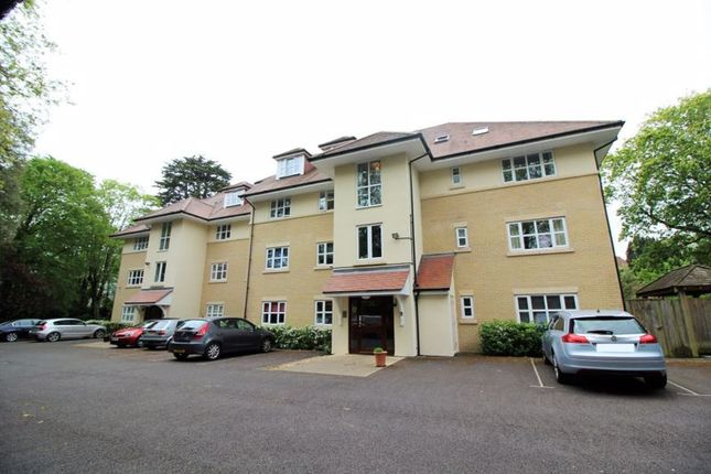 Thumbnail Flat for sale in Chine Crescent Road, Westbourne, Bournemouth